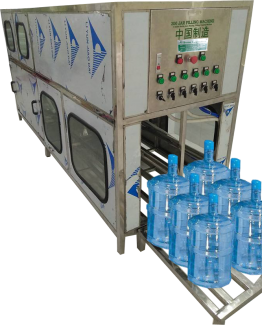 Double Line Filling Machine