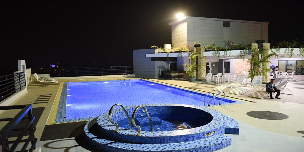 Swimming Pool Water Treatment Plant By Asian Corporation